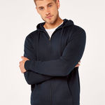 Kustom Kit Full Zip Hooded Sweat
