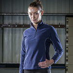 Women's ¼ Zip Micro Fleece