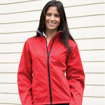Core softshell jacket ladies
