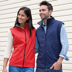Core softshell body warmer