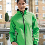 Result Core Ladies Printable Softshell jacket