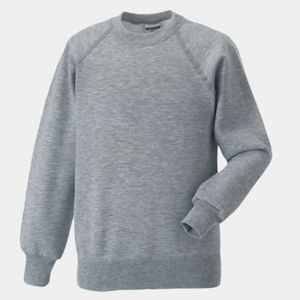 Kids raglan sleeve sweatshirt Thumbnail