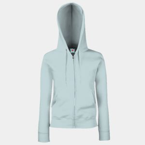 Kids premium hooded sweatshirt jacket Thumbnail