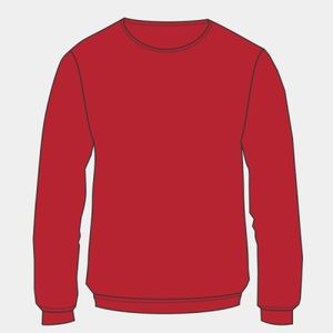 Crew neck warm-up drill top Thumbnail