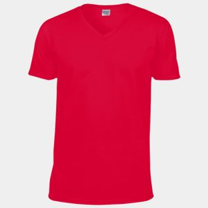 Softstyle V-Neck T-Shirt Thumbnail