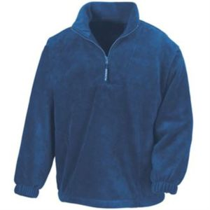 Active ¼ zip fleece top Thumbnail