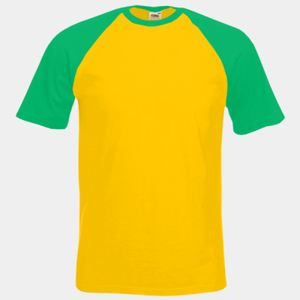 Short Sleeve Baseball Tee Thumbnail