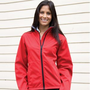Core softshell jacket ladies Thumbnail