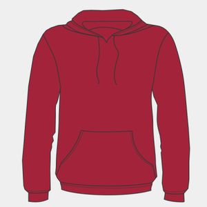 Lightweight hooded sweat Thumbnail