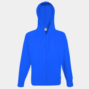 Lightweight hooded sweat jacket Thumbnail