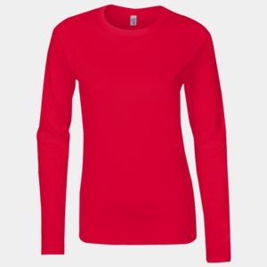 Softstyle™ women's long sleeve t-shirt Thumbnail