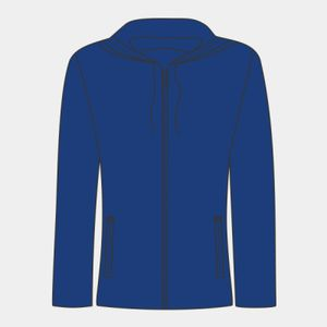 Women's Urban snowbird hooded jacket Thumbnail