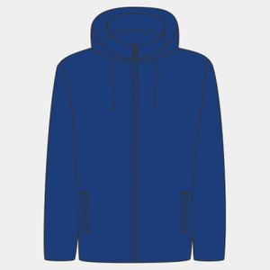 Urban snowbird hooded jacket Thumbnail