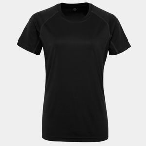 Women's panelled TriDri® t-shirt Thumbnail