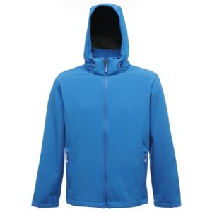 Regatta Mens Arley Hooded Softshell JAcket Thumbnail