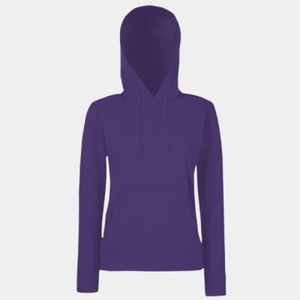 Lady-fit Hooded Sweat Thumbnail