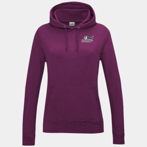 Chart  - Girlie college hoodie Thumbnail