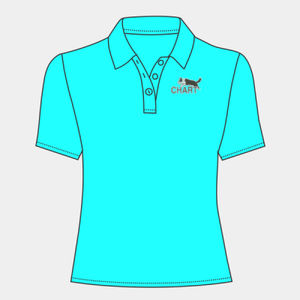 Chart - Henbury Women's 65/35 polo Thumbnail