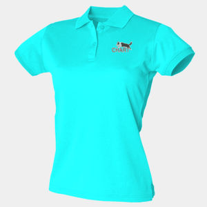 Chart - Women's Coolplus® Polo Thumbnail